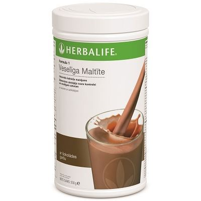 herbalife chocolate