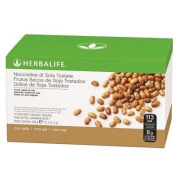 Herbalife sojų pupelės