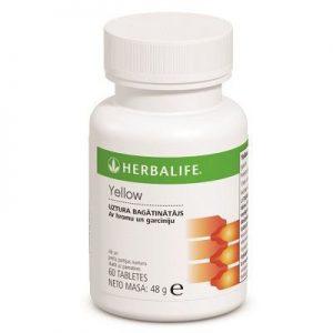 Herbalife yellow