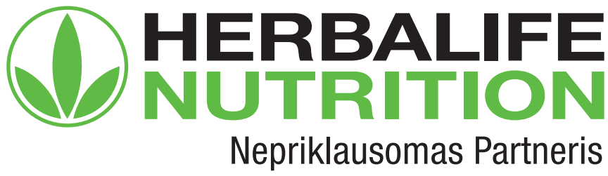 Herbalife nutrition nepriklausomas partneris